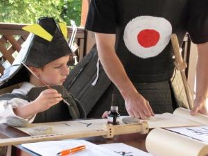Gejša a samuraj-soutěž