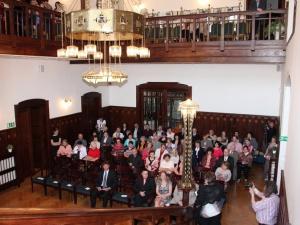 Vernisáž výstavy a zahajovací koncert KHS