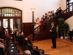Vernisáž výstavy a zahajovací koncert KHS_4