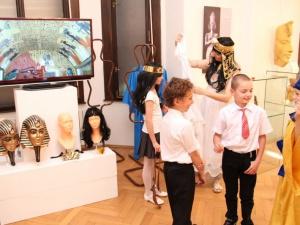 Vernisáž výstavy Egypt dar Nilu_10