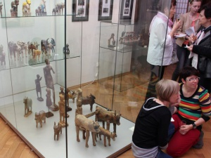 Vernisáž výstavy Egypt dar Nilu