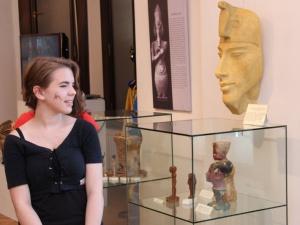 Vernisáž výstavy Egypt dar Nilu_7
