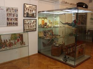 Výstava loutek