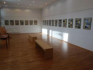 Výstava v galerii Plovárny